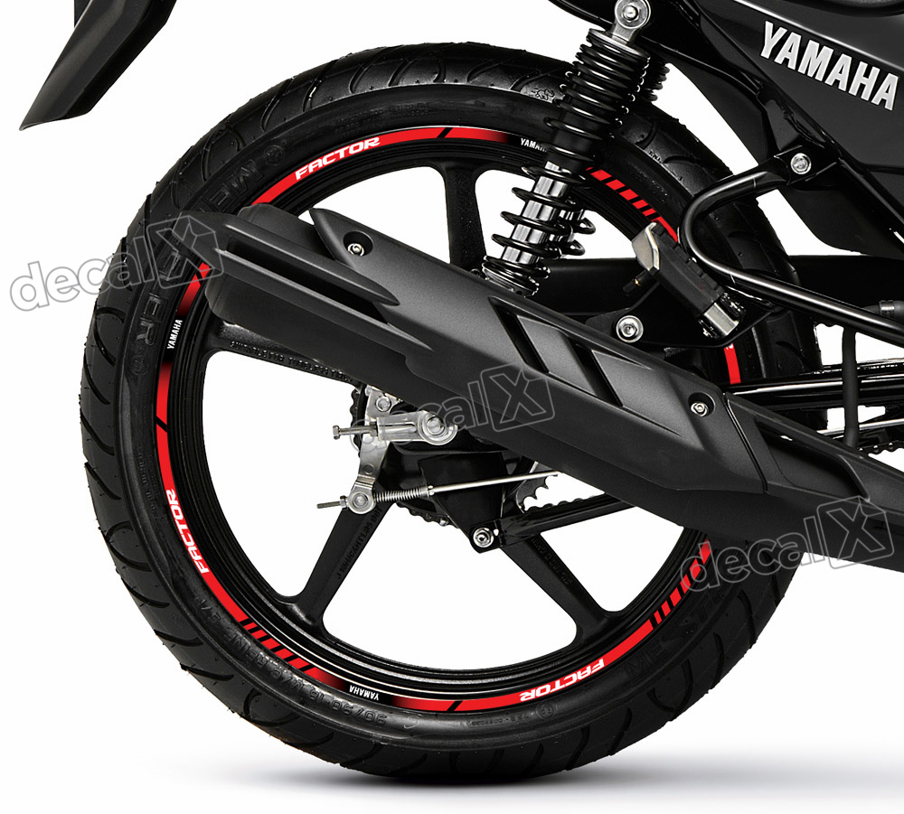 Aparador Y Vitrina Clasico ~ Adesivo Friso Refletivo Roda Moto Yamaha Ybr Factor Fri67 Adesivos para motos& Adesivos
